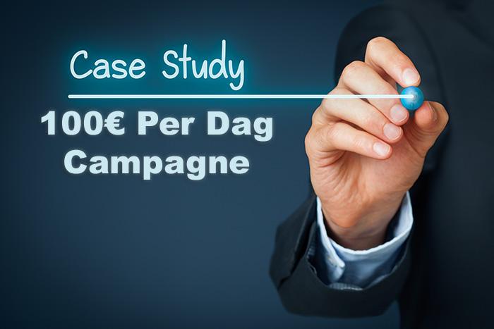 100 Euro Per Dag Campagne